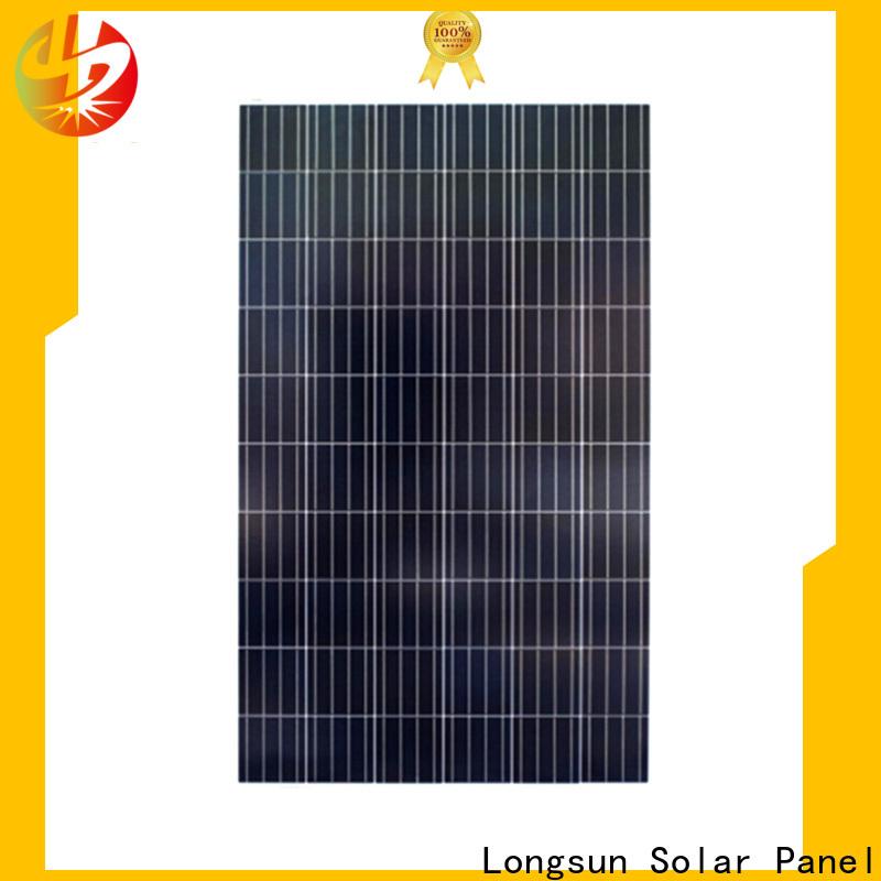 Longsun watt polycrystalline solar panel owner for solar power generation systems