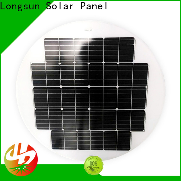 Longsun 60w solar power panels supplier for other Solar applications