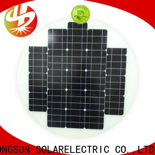 Longsun solar power panels producer for Solar lights