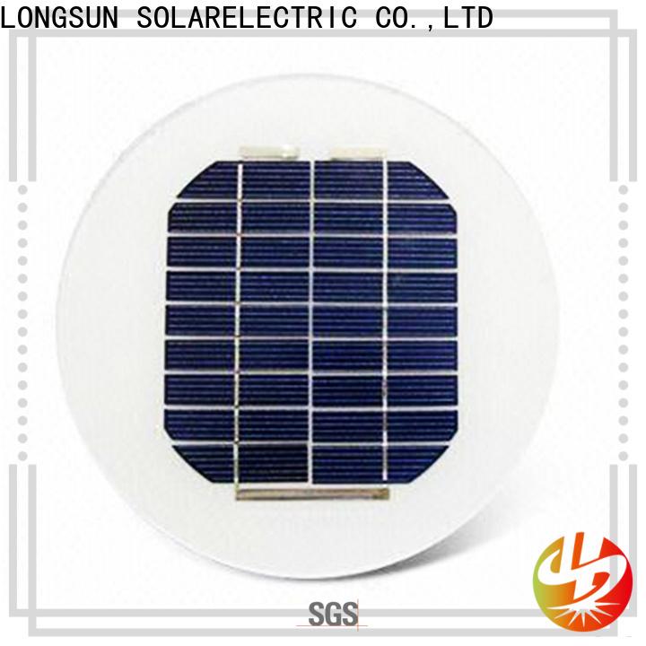 Longsun 60w solar power panels supplier for Solar lights
