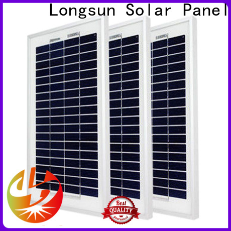 Longsun price polycrystalline solar panel owner for solar power generation systems