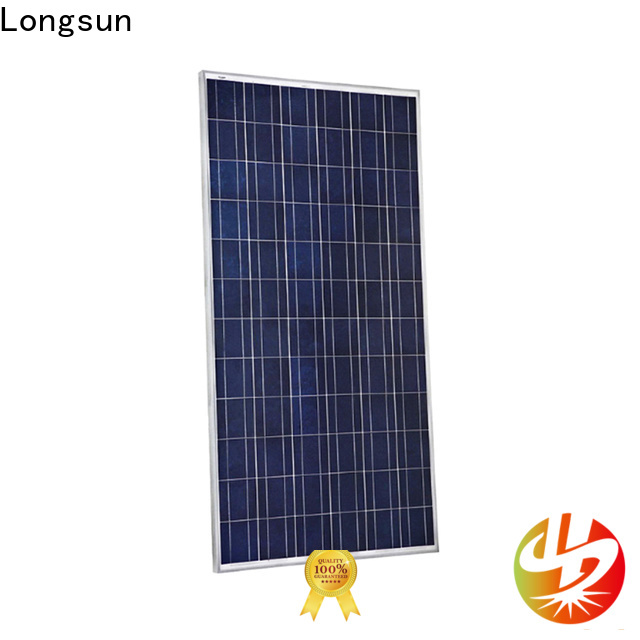 reliable high quality solar panel 285w supplier for traffic field