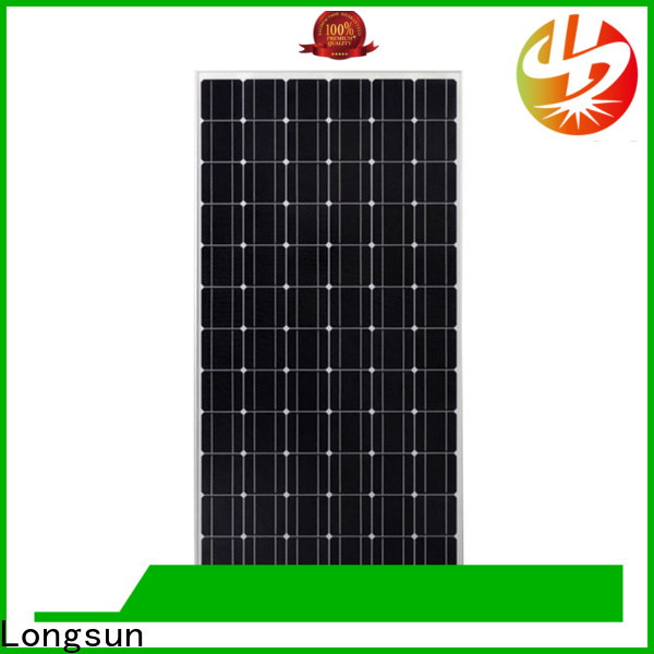 reliable high quality solar panel 330w marketing for lamp power supply