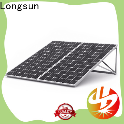 Longsun poly high watt solar panel overseas market for powerless area