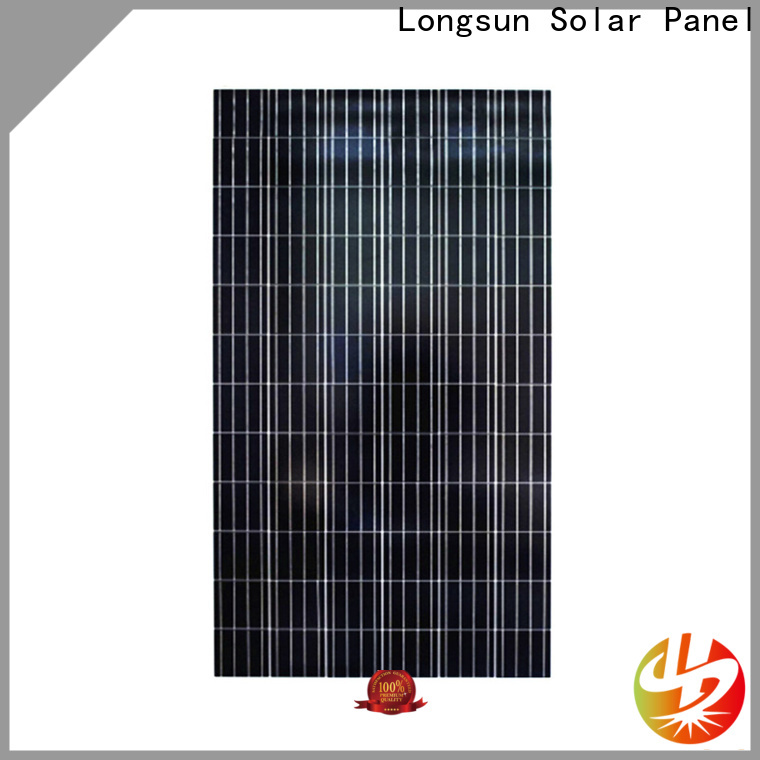 Longsun eco-friendly polycrystalline solar cells order now for solar street lights