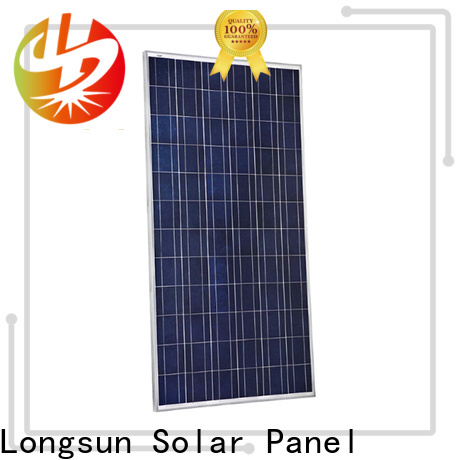 durable solar panel manufacturers mono wholesale for powerless area