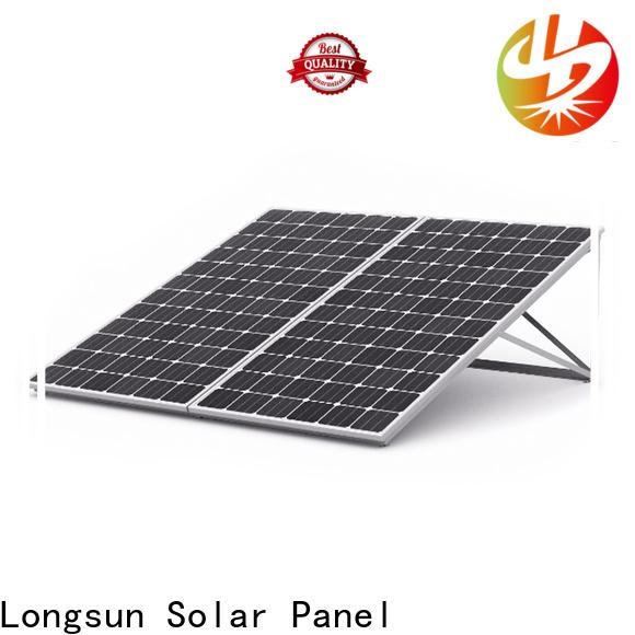 high output solar panel