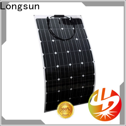 long-life solar panel manufacturers 60w marketing for boats