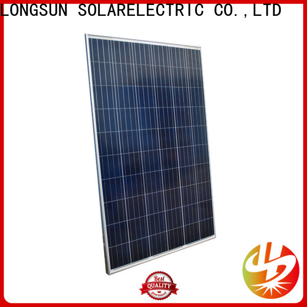 Longsun long-lasting high capacity solar panels marketing for marine