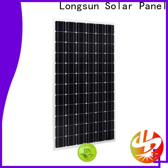 professional high watt solar panel 330w series for communication field