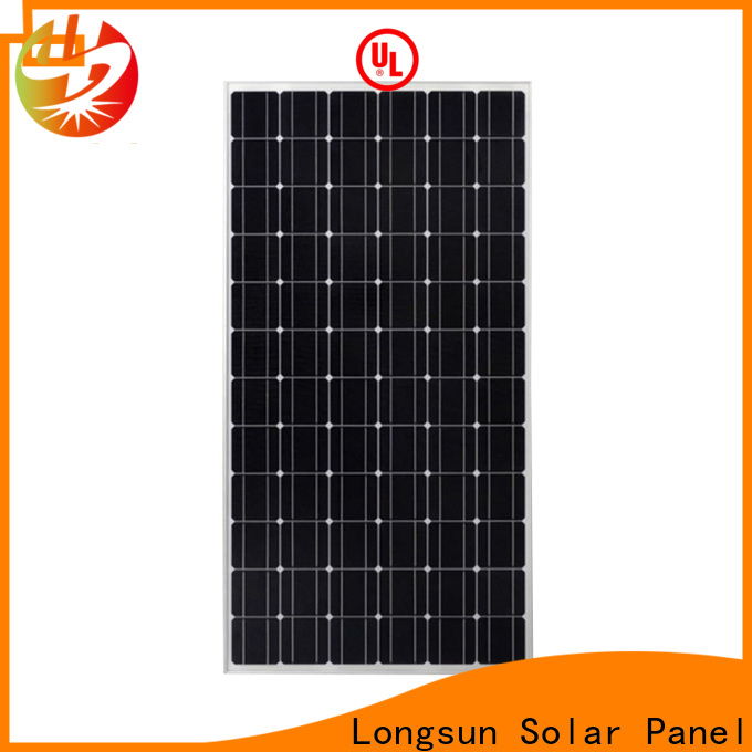 Longsun professional high capacity solar panels wholesale for lamp power supply