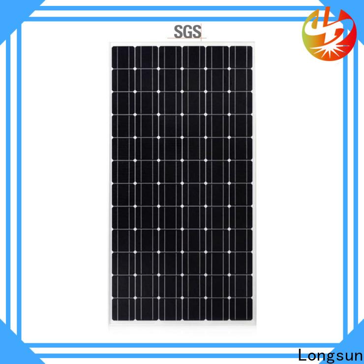 Longsun monocrystalline solar panel directly sale for space