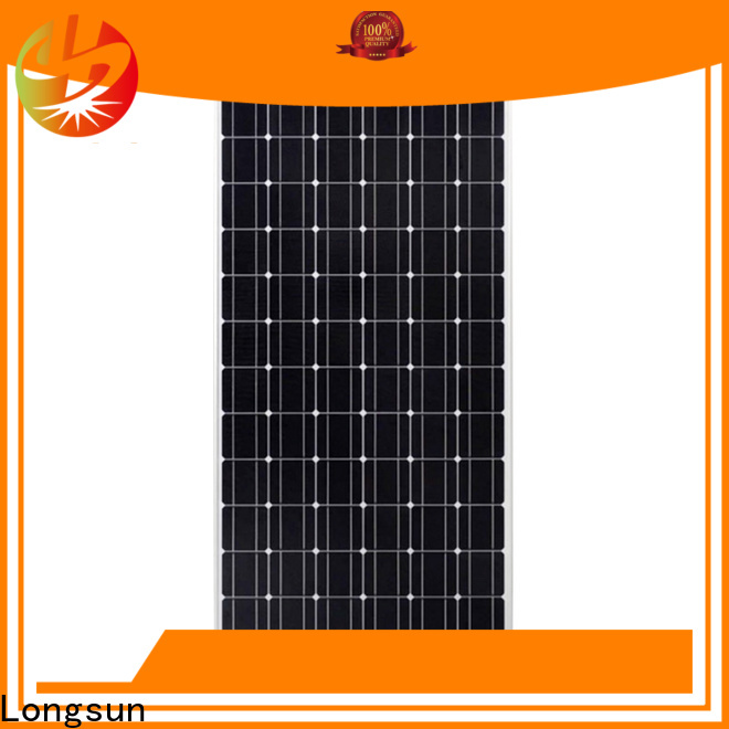 Longsun 300wpmono mono solar panel dropshipping for space