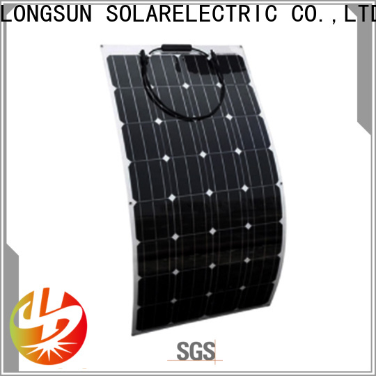 Longsun solar flexible solar panels dropshipping for boats
