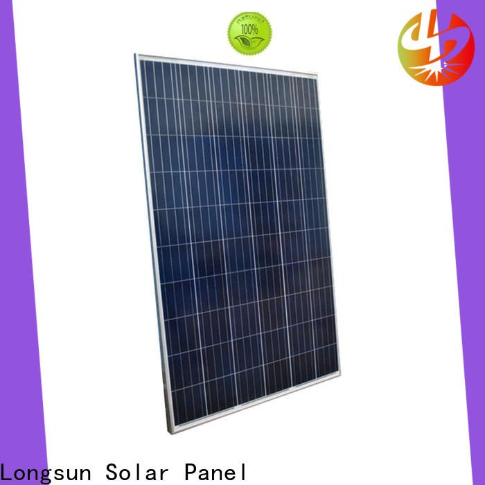 Longsun panels best solar panel company marketing for meteorological