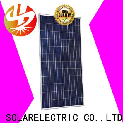Longsun competitive price high power solar panels series for communication field