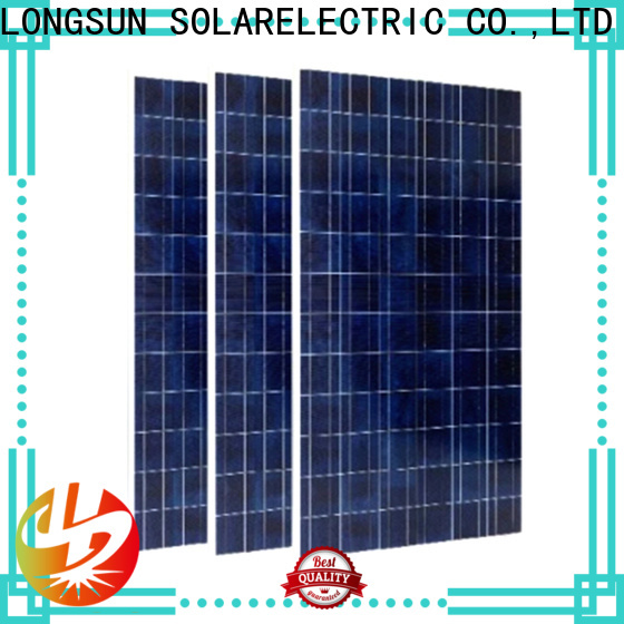 Longsun highout solar panel manufacturers supplier for lamp power supply