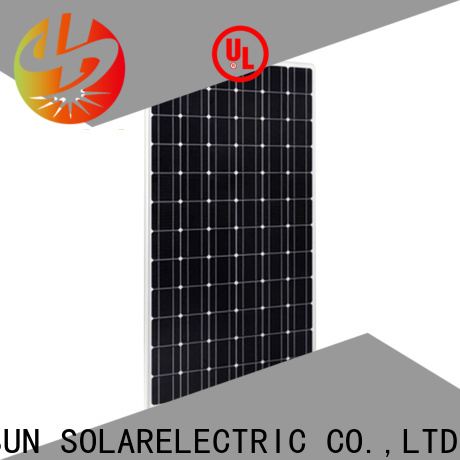 Longsun professional best solar panel company overseas market for communication field