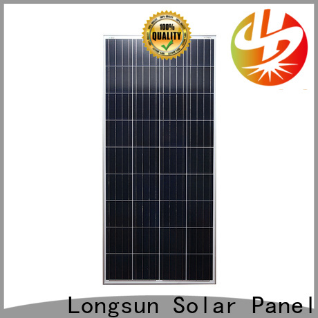 Longsun 10w solar panel manufacturers dropshipping for communications