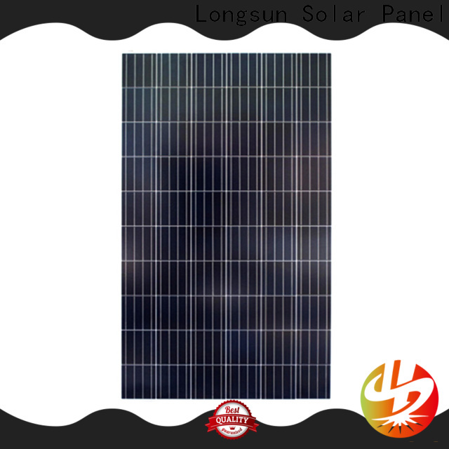 high-end polycrystalline solar panel panel  supplier for solar lawn lights