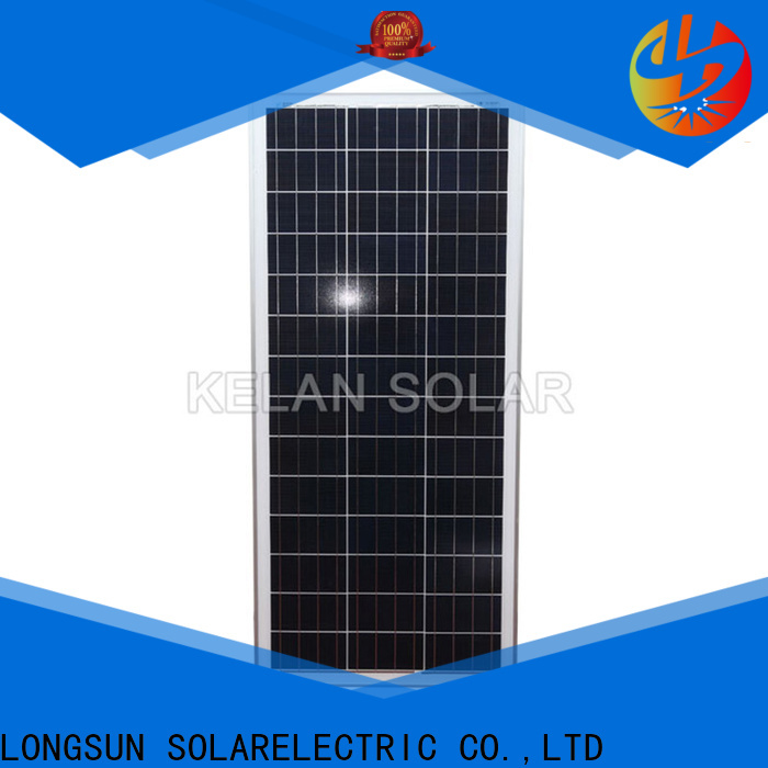 Longsun widely used polycrystalline solar module dropshipping for communications