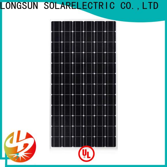 Longsun module sunpower solar panels producer for space