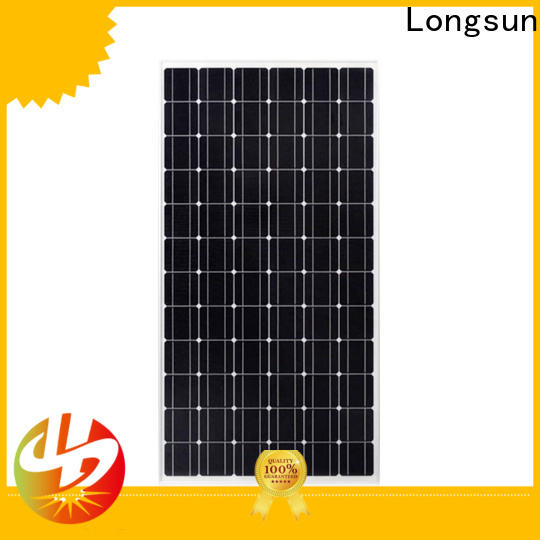 solar panel manufacturers 300wp mono directly sale for ground facilities