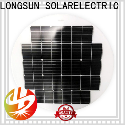 round solar panels street factory price for other Solar applications