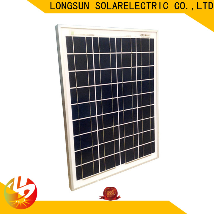 Longsun solar polycrystalline pv module directly sale for solar lawn lights
