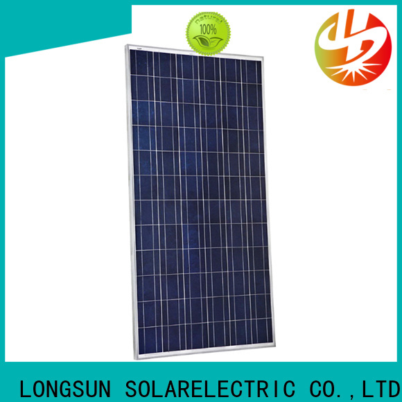 Longsun widely used best solar panel company wholesale for marine