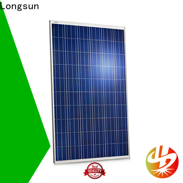 reliable high quality solar panel 285w vendor for meteorological