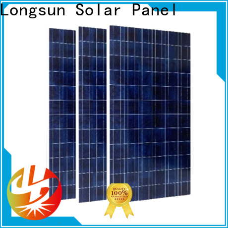 professional highest watt solar panel 320w customized for marine