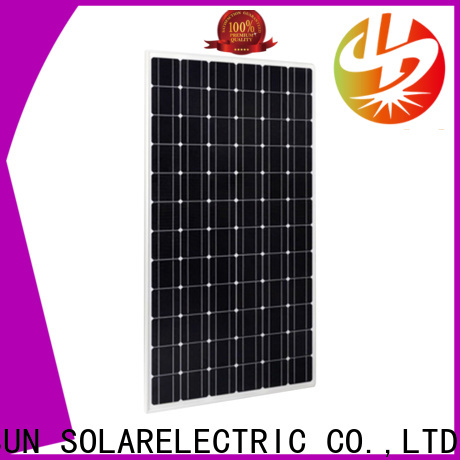 durable high watt solar panel mono factory price for communication field
