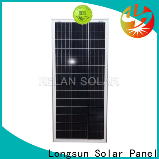 Longsun photovoltaic solar pv modules manufacturers wholesale for solar power generation systems