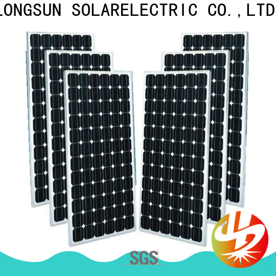 durable monocrystalline solar panel 300wp mono directly sale for ground facilities