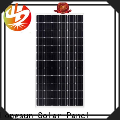 durable solar module 250wp mono overseas market for space