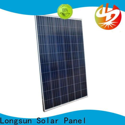 reliable highest rated solar panels poly overseas market for meteorological