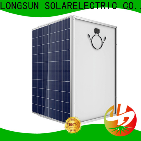 online best solar panel company 280w series for meteorological