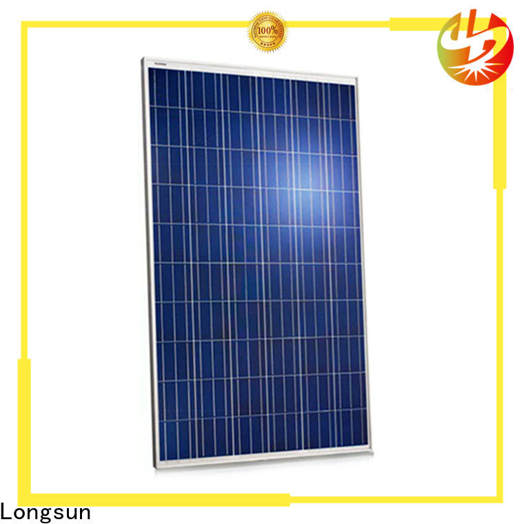 long-lasting high watt solar panel poly series for photovoltaic power station