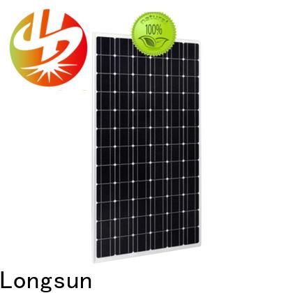 Longsun 320w high quality solar panel wholesale for lamp power supply