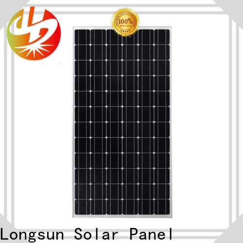 professional sunpower solar panels 280w supplier for powerless area