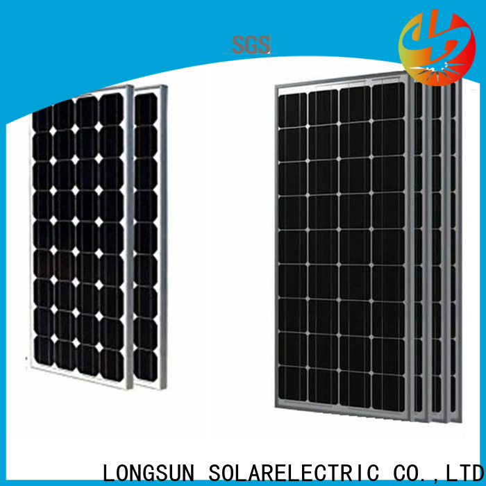 competitive price high capacity solar panels panels vendor for lamp power supply