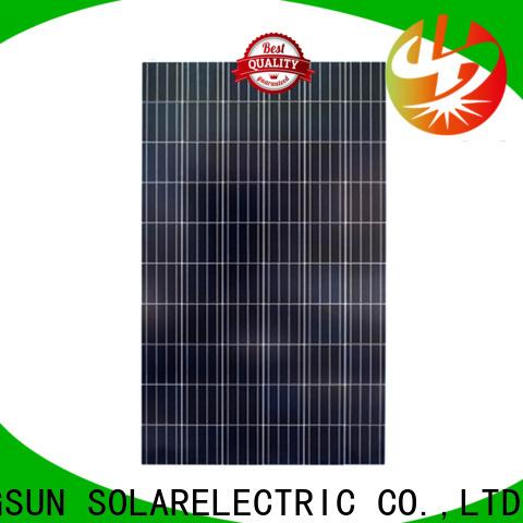high-end poly solar panel solar wholesale for solar street lights
