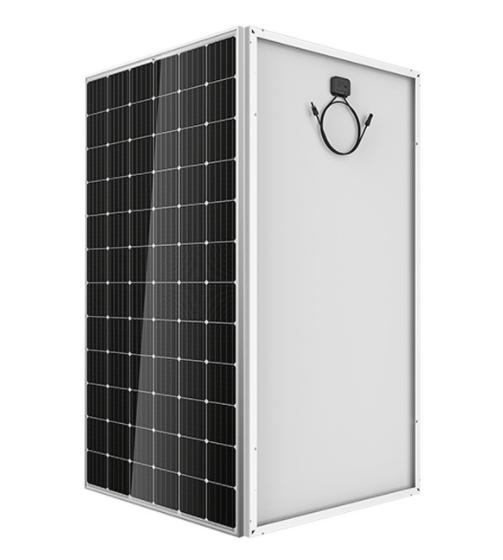 High output Mono solar cell 48V 380W black panel 1950*990*45mm